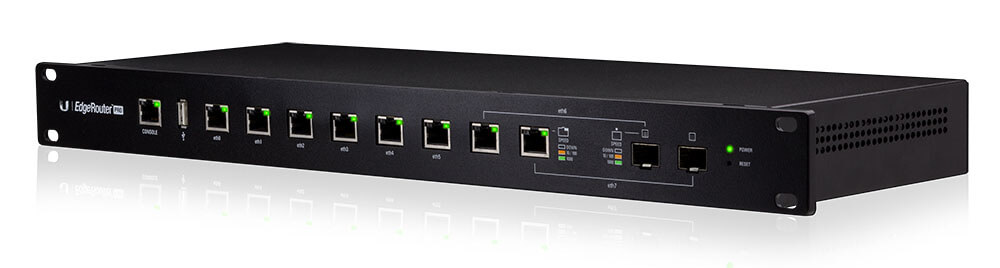 UBNT EdgeRouter PRO Firewall Router
