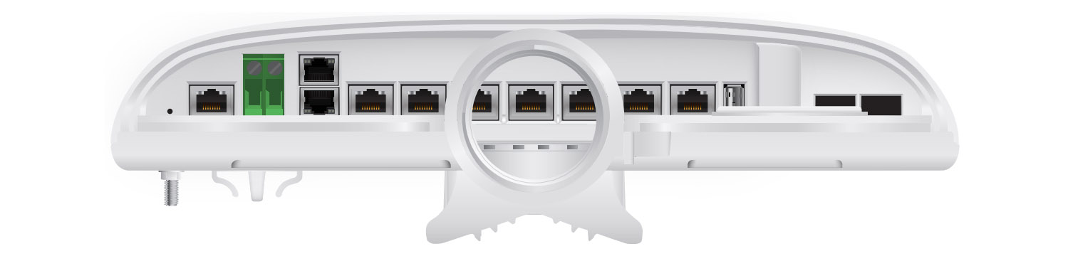 UBNT EdgePoint 8 Port Router - EP-R8