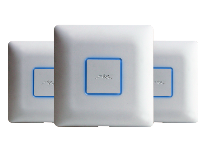 UBIQUITI UAP-AC enterprise INDOOR  2.4 GHZ VE 5 AP